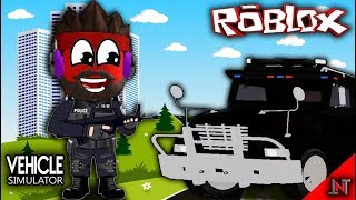 ROBLOX Indonesia #93 Vehicle Simulator | A strong car Upgrade owned by SUAT