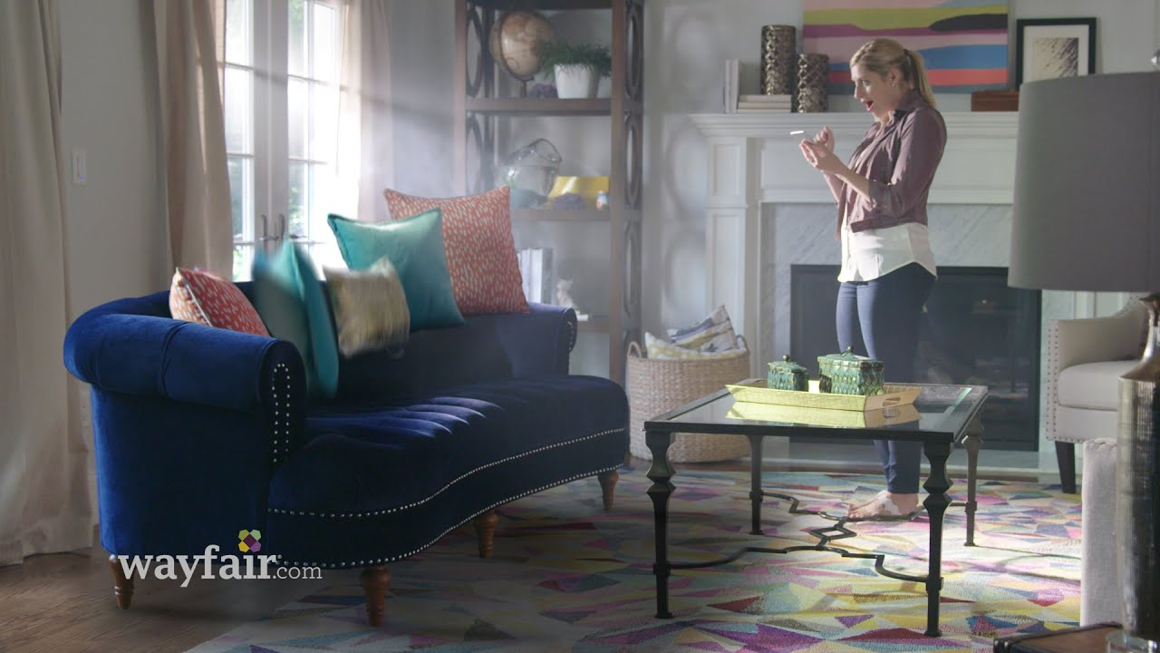 Drop The Mic Wayfair 2016 Commercial Youtube