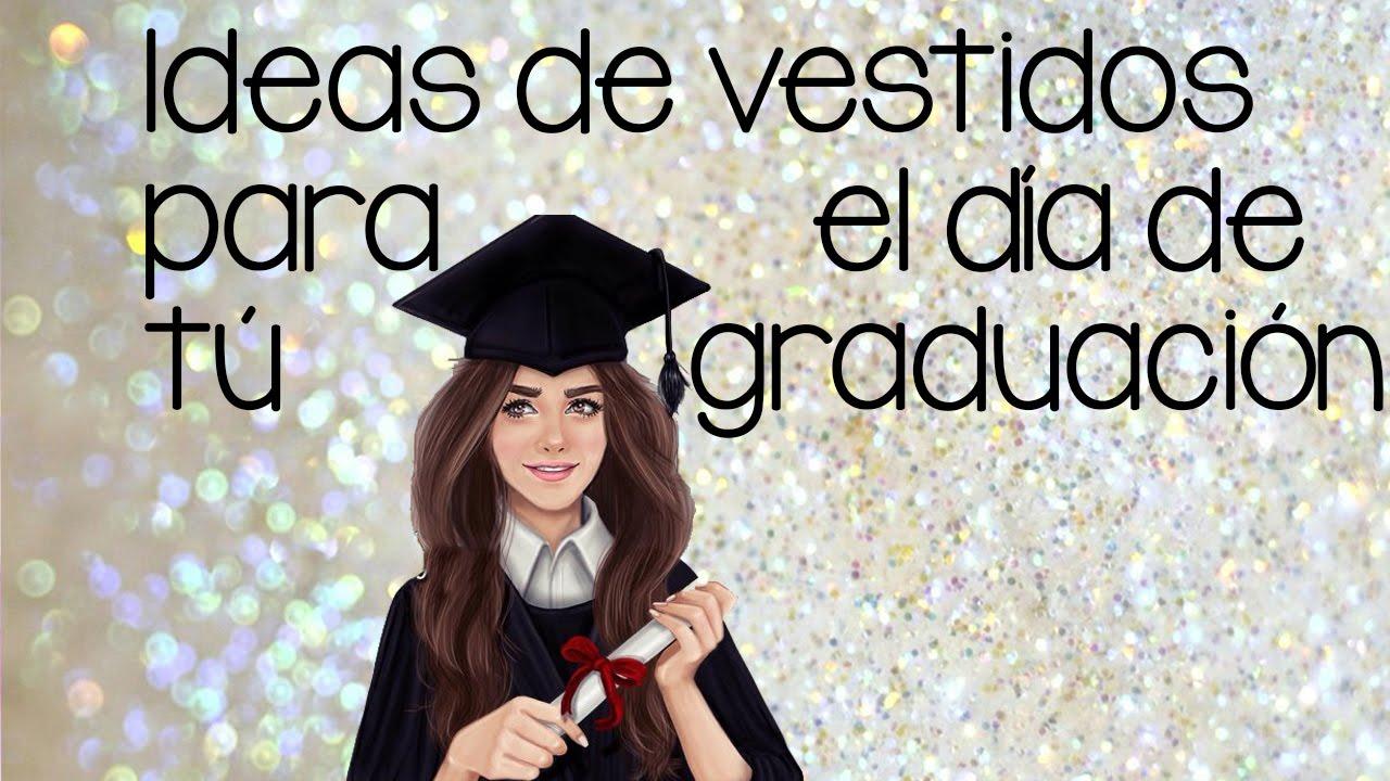 Imagenes de vestidos de graduacion para el dia