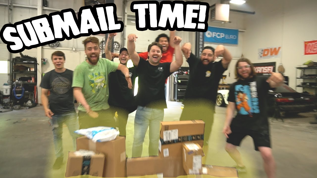 Opening MYSTERY Packages from Subscribers!! (BEST ONE YET!!)