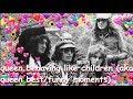 QUEEN behaving like children (aka queen best/funny moments)