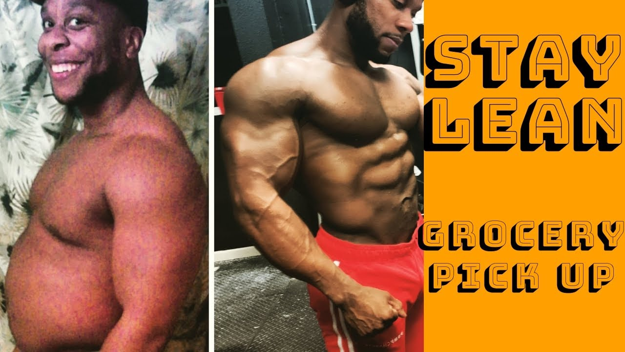 SWC: Why I Don't Stay Lean | Bulk Starts Soon | Foods That Keep Me In Shape