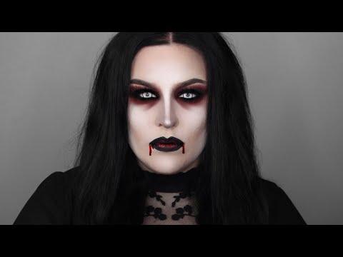 VAMPIRE  | EASY HALLOWEEN MAKEUP TUTORIAL