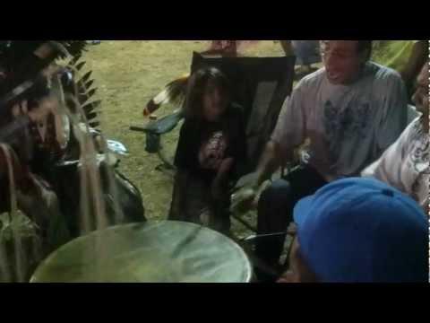 Thunder Boy @ Cheyenne-Arapaho Labor Day Pow Wow 2012