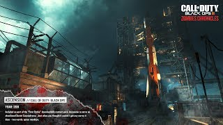 Call Of Duty: Black Op 3/Ascension Easter Egg with NinjaNation Gaming, CODEEZY, BlameRob