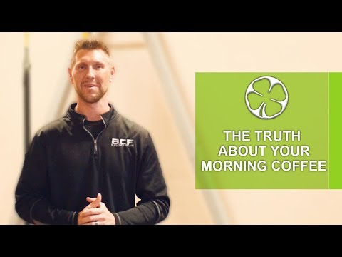 Omaha Fitness: Why You Should Start Your Day With a Nice Cup of Joe