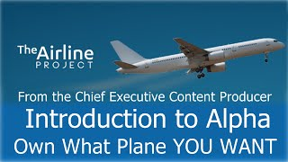 The Airline Project : My Introduction
