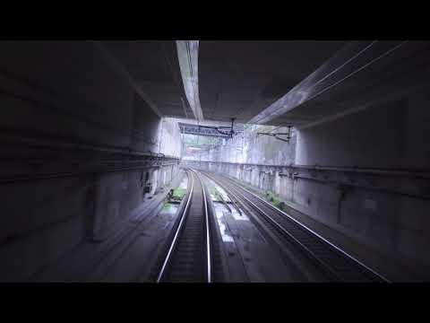 2018.2 台鐵 408次 東部幹線 台北-台東 TEMU1000 太魯閣自強號 路程景 Taipei-Taitung