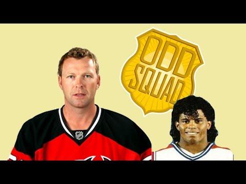 FIVE ODD AND UNUSUAL NHL RECORDS