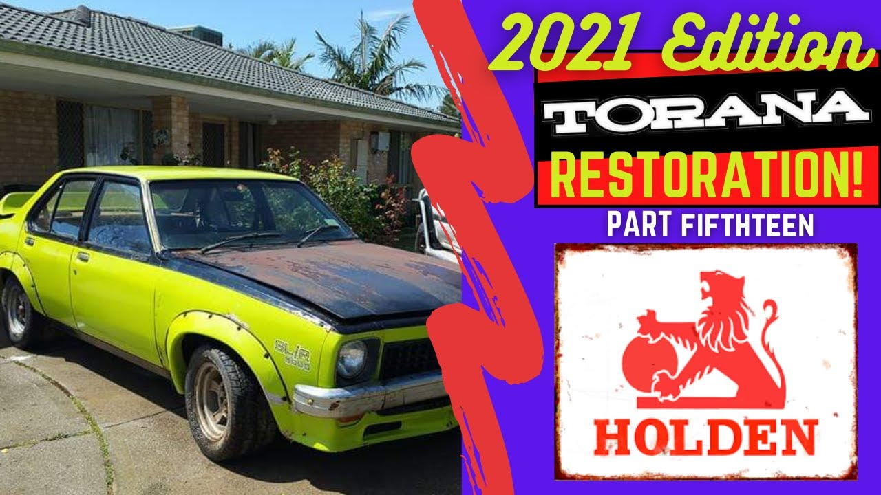 Download Holden LH Torana Restoration | Stripping Second Hand Painted Bumpers. 2021 Edition Episode 15