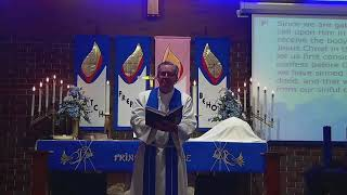 1st Sunday in Advent  11-29-2020   Redeemer Lutheran Church