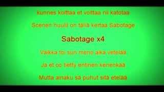 levikset repee - lyrics
