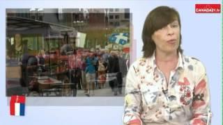Actu France Canada du 30 mai 2012
