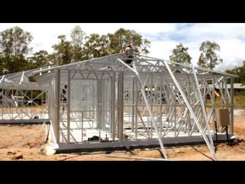 Queensland Steel House Frames