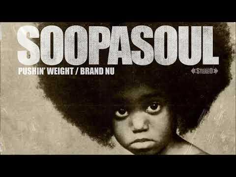 """Soopasoul - Brand Nu (7"""" Edit)"""