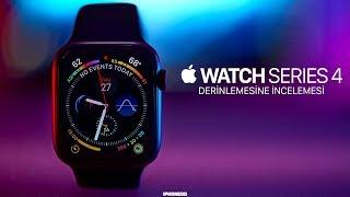 Apple Watch 4 —Derinlemesine İnceleme ve Karşılaştırmaları [4K]