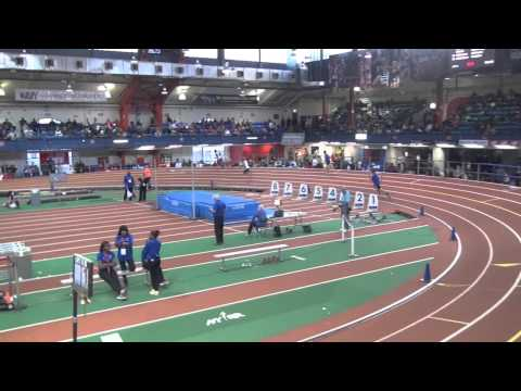 Armory Collegiate Invitational 500 meter dash, February 7, 2014