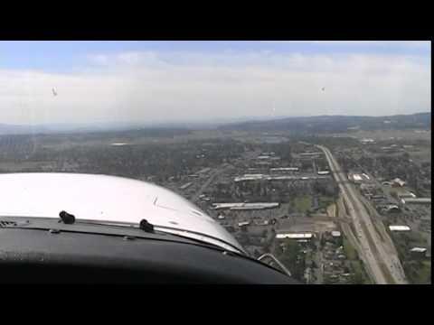 Plane Flight Salem Oregon