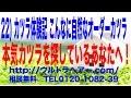22) カツラ体験記 こんなに自然なオーダーカツラ