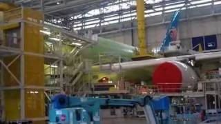 Tak się robi samoloty pasażerskie Airbus A320 i A380 (Airbus Factory, Toulouse)