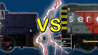 Battle of the Shunters - Introduction