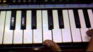 Aur Is Dil Mein Kya Rakha Hai On Piano_Sanjay .mp4