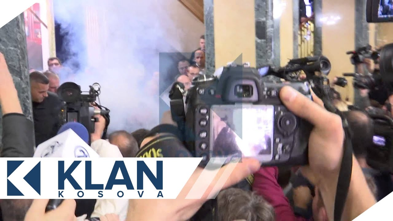 Arrestohen deputetët, suspendohet opozita - 30.11.2015 - Klan Kosova