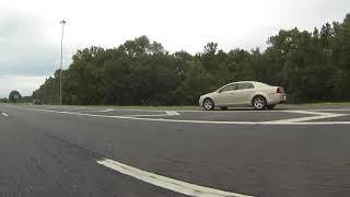 30 Miles to Chattahoochee from Marianna through Grand Ridge & Quincy, Florida, I-10 East GP061154