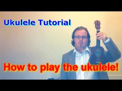 Play Hundreds of Songs With Just Three Chords! (Ukulele Lesson)