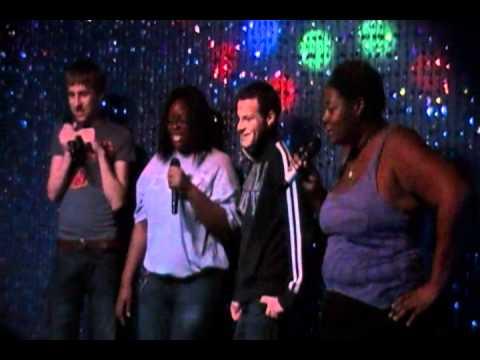 racist karaoke
