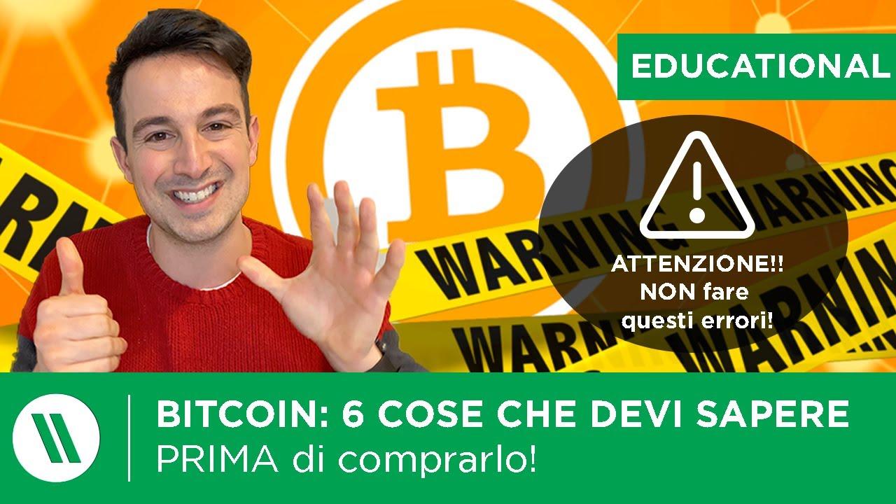 Cosa si può comprare con i Bitcoin