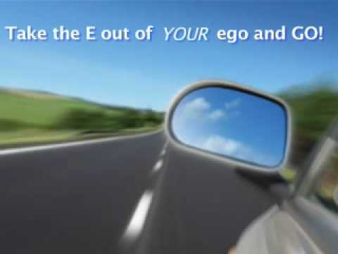 Take The E Out of EGO & GO!