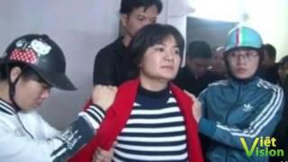 1105.Phiên toà xử Trần Thị Nga (Phủ Lý) - Chúng tôi đã đổ bộ về Hà Nam làm tin