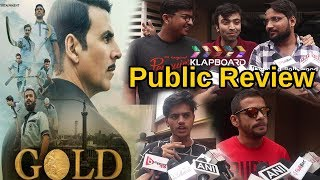 Gold Movie Independance Day Public Review | Klapboard Bollywood