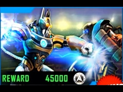 Real Steel WRB AZTEC DAWN | PHASE I PRO | ROBOTS Series of fights NEW ROBOT (Живая Сталь)