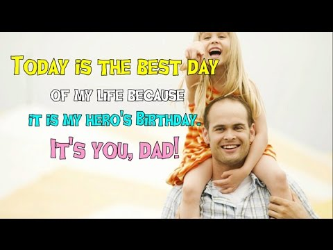 birthday-wishes-for-dad-from-daughter-||-father-birthday-wishes