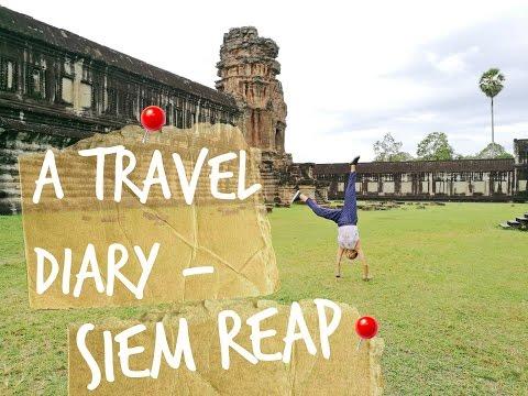 ANGKOR WHAT?? A Cambodia Travel VLOG