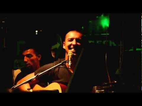 Amar Gile Jasarspahic - Pazi s kime spavas i Odlazim - (LIVE) - (Fierra 2012)