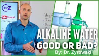 Alkaline Water | Waste Of Money Or Healthy?