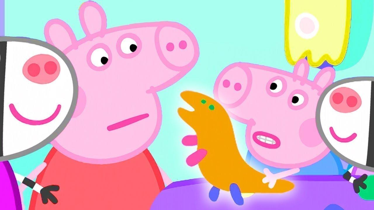 Peppa Pig Português Brasil | Coelho da Páscoa | Desenhos Animados