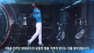 제이슨 데이 선수의 스윙 분석을 통해 알아보는 골프화의…
