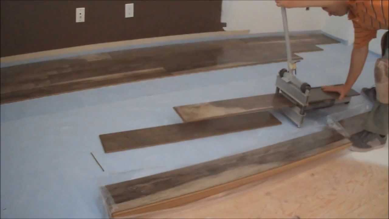 Laminate Flooring Installation Tips How To Start Mryoucandoityourself You