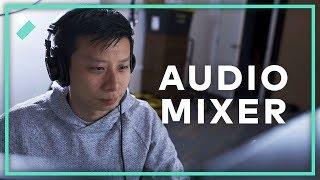 How To Use The Audio Mixer | Filmora9