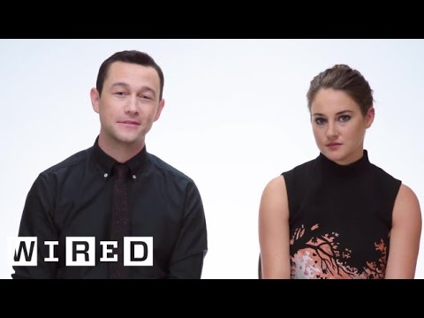 Joseph Gordon-Levitt & Shailene Woodley Say Privacy Is No Longer A Human Right | WIRED