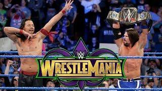 WrestleMania 34 SCREWJOB en New Orleans