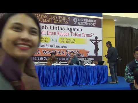 Debat Islam vs Kristen ke 7 Bagian 2 (Video tanpa edit)