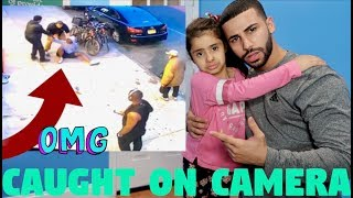 WE CAUGHT A THIEF!!!! (CAUGHT ON CAMERA)