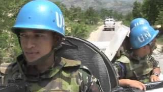 nepalese soldier in haiti