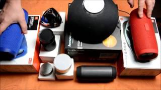 Test różnych głośników bluetooth - JBL, Creative, Xiaomi, Lenovo i inne