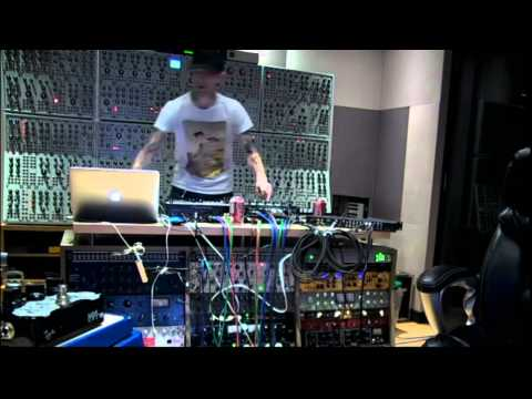 deadmau5 livestream 6th April 2014